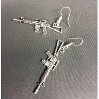 AR-15 Earring Set