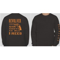 Only Six Long Sleeve T-Shirt