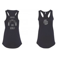 Armed and Deadly (ATG) Racerback Tank