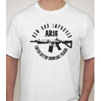 New and Improved AR15 T-Shirt