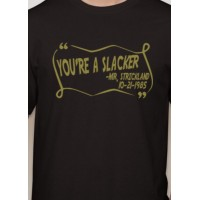 Movie Quote T-Shirt (Back To The Future)