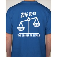 """Vote Your Conscience"" T-Shirt"
