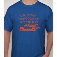 Neighborhood Hooker Tow Truck T-Shirt